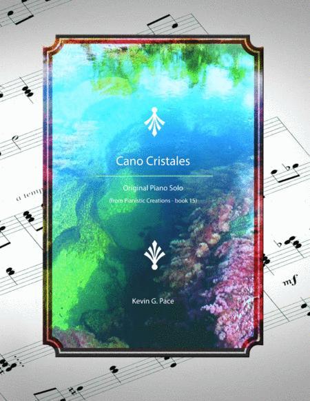Cano Cristales - piano solo