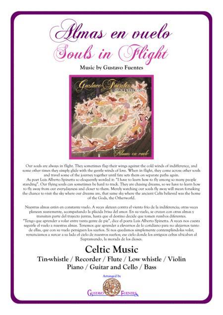 Almas en vuelo (Souls in Flight), Celtic Song by Gustavo Fuentes