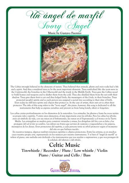 Un ángel de marfil (Ivory Angel), Celtic Song by Gustavo Fuentes