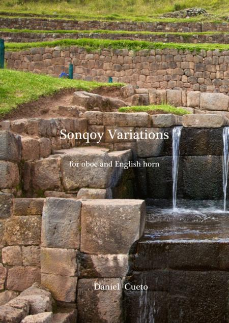 SONQOY VARIATIONS for oboe and English horn