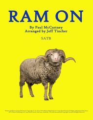 Download Ram On Sheet Music By Paul McCartney - Sheet Music Plus