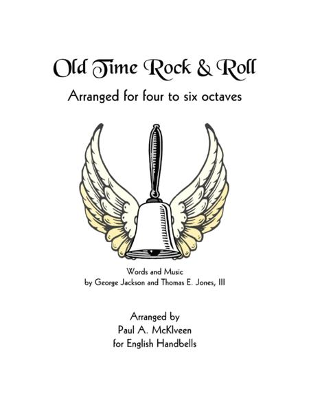 Old Time Rock & Roll (for handbells)