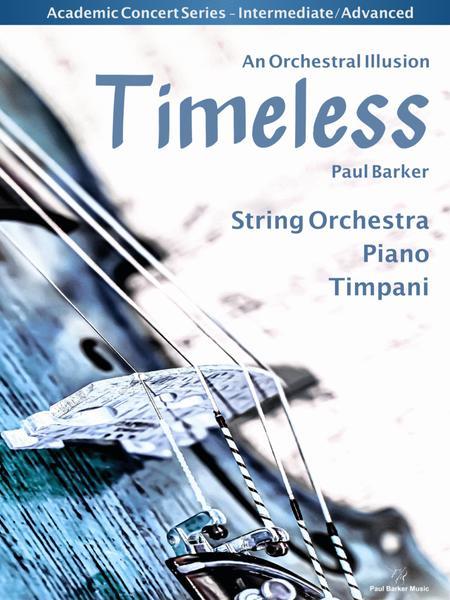 Timeless (Score & Parts)