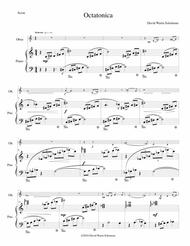 Octatonica for oboe and piano