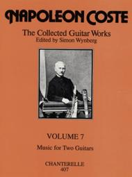 The Collected Guitar Works Band 7