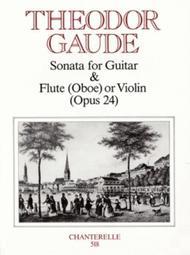 Sonata op. 24