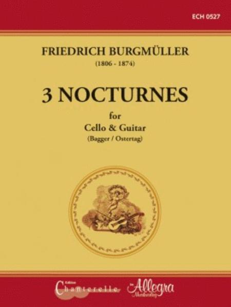 3 Nocturnes