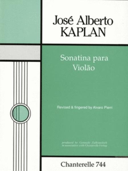 Sonatina para ViolIo