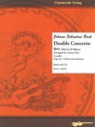 Doppelkonzert D major BWV 1043