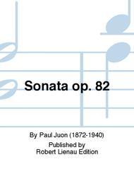 Sonata op. 82