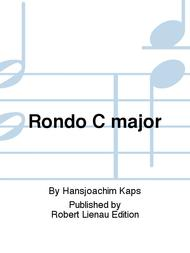 Rondo C major
