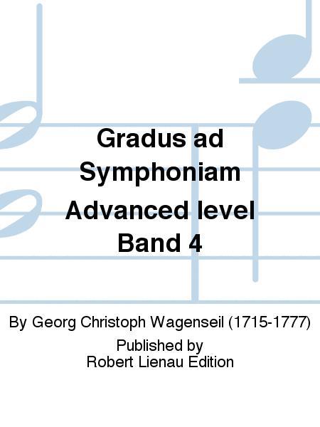 Gradus ad Symphoniam Advanced level Band 4