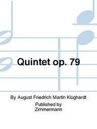 Quintet op. 79