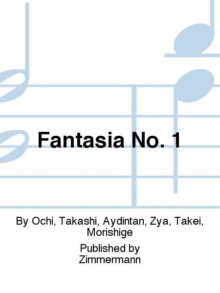 Fantasia No. 1
