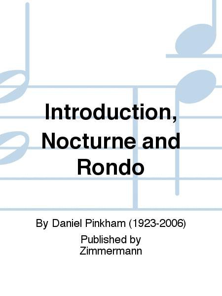 Introduction, Nocturne and Rondo