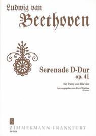 Serenade D major op. 41