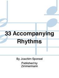 33 Accompanying Rhythms