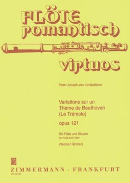 Variations sur un Theme de Beethoven op. 121