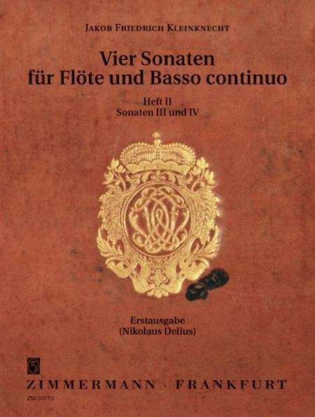 Four Sonatas Heft 2