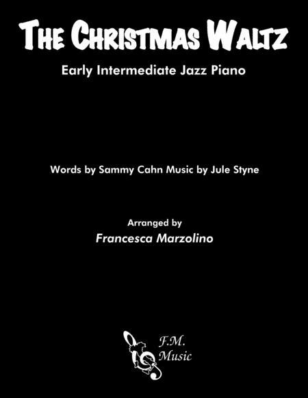 The Christmas Waltz (Early Intermediate Piano)