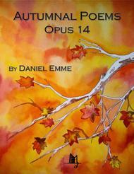 Autumnal Poems: Opus 14