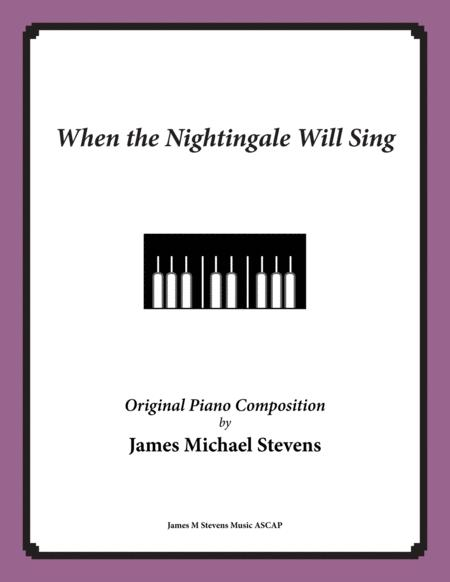 When the Nightingale Will Sing