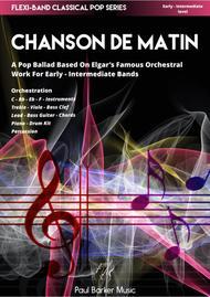 Chanson De Matin (Flexi-Band Score & Parts)