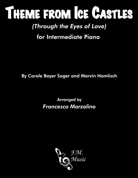 Theme From Ice Castles (Through The Eyes Of Love) - Intermediate Piano