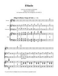Il Bacio (Soprano&Piano Trio)