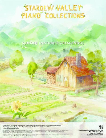 Summer (Nature's Crescendo) (Stardew Valley Piano Collections)
