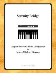 Serenity Bridge - Flute & Piano