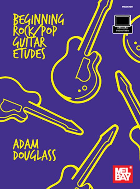Beginning Rock/Pop Guitar Etudes