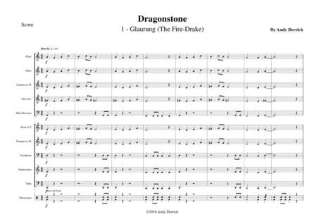 Dragonstone - 2 pieces for Junior Wind or Concert Band