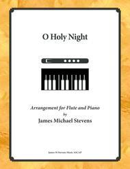 O Holy Night - Flute & Piano