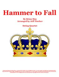Hammer To Fall