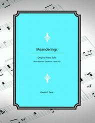 Meanderings - original piano solo