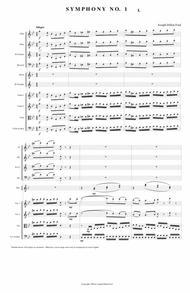 Symphony No 1 G Minor (
