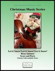 Let it Snow - Brass Quintet