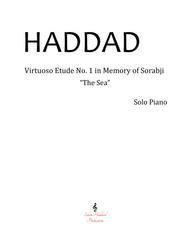 Virtuoso Etude No.1 in Memory of Sorabji,
