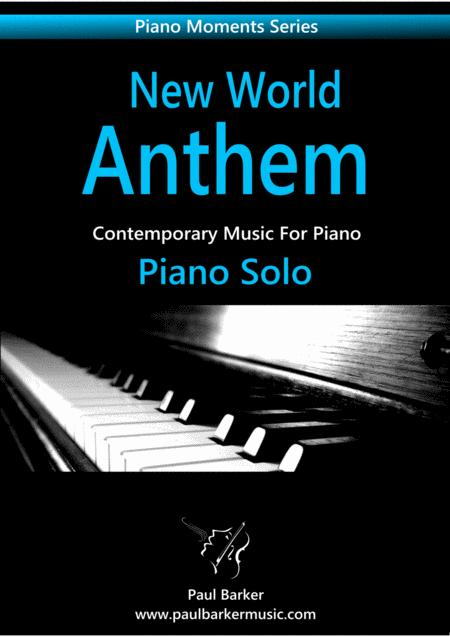 New World Anthem (Piano Solo)