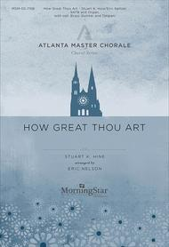 How Great Thou Art (Choral Score)
