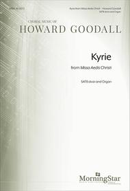 Kyrie from Missa Aedis Christi