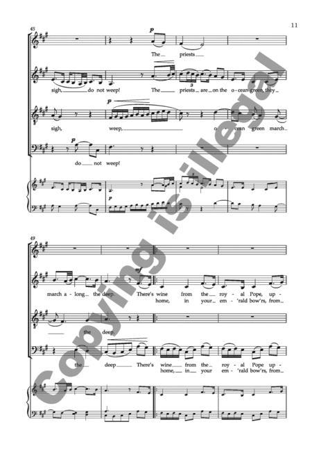 Preview Danny Boy (Three Irish Ballads) By Howard Goodall