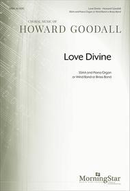 Love Divine (Choral Score)