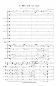 Symphony in F In Memoriam Johann Wolfgang von Goethe for orchestra - 2nd movement