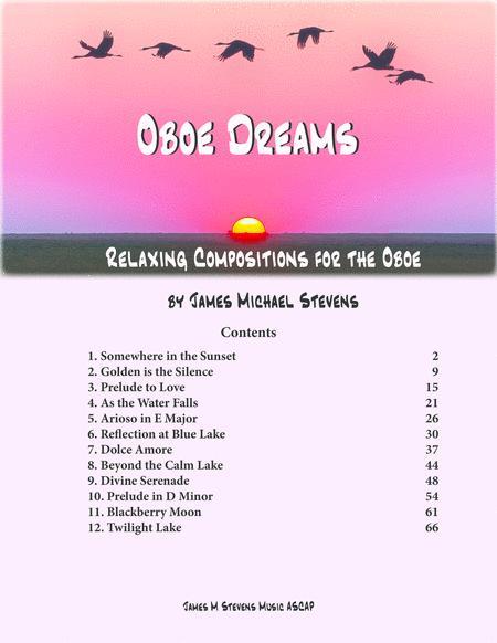 Oboe Dreams - 12 Original Compositions