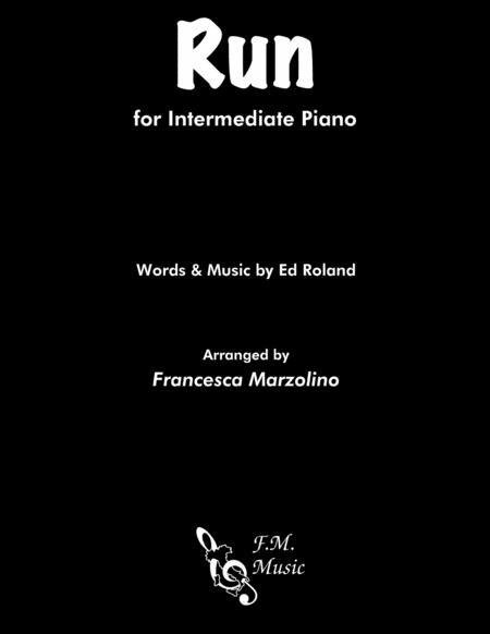 Run (Intermediate Piano)