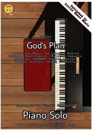 God's Plan (Piano Solo)