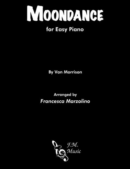 Moondance (Easy Piano)