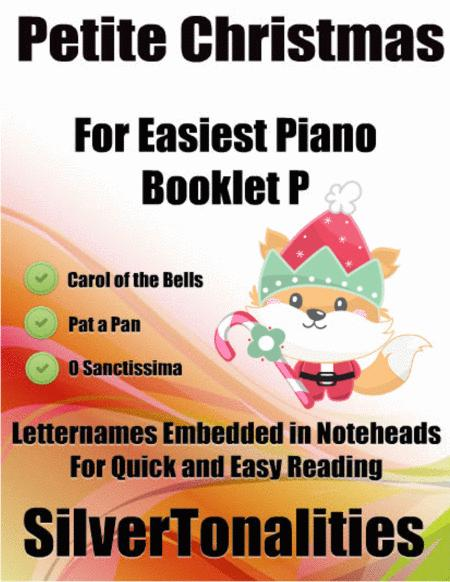 Petite Christmas for Easiest Piano Booklet P